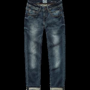 Vingino Jungs Skinny Jeans ALMANDO dark used