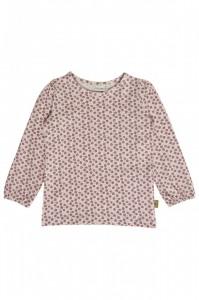 Hust & Claire Langarm-Shirt Blümchen soft rose