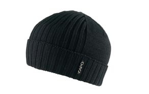 CAPO Lewis Strick-Beanie/Mütze mit Umschlag