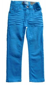 Blue Effect Mädchen coloured Jeans aqua used NORMAL