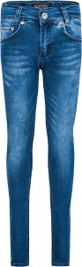 Blue Effect Jungen Ultrastretch Jeans medium blue SUPER SLIM
