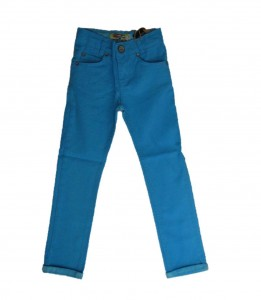 Blue Effect Mädchen coloured Jeans eis/aqua NORMAL