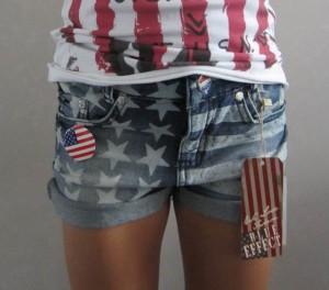 Blue Effect Mädchen Jeans-Short USA