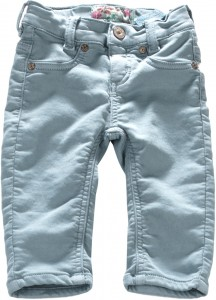 Blue Effect Baby colour Sweat Jeans zinkgrün NORMAL