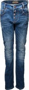 Blue Effect Skinny Jungen Sweat-Jeans blue denim NORMAL