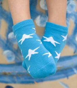 Bonnie Doon Kurz-Socken A STAR IS BORN lagoon