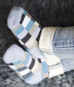 Bonnie Doon Baby Socken MEGAPIXEL old dutch