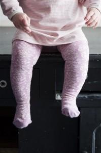 Bonnie Doon Baby Strumpfhose NORTHERN CARDINAL mauve