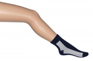 Bonnie Doon Socken CLASSIC SPORTS light navy