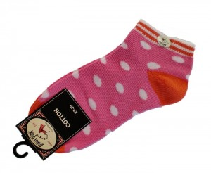 Bonnie Doon Juicy Dots kurz-Socken candy