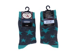 Bonnie Doon Socken Big Star grün