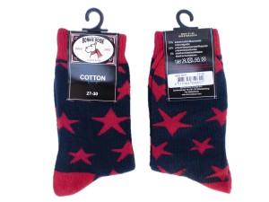 Bonnie Doon Socken Big Star red hot