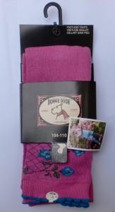 Bonnie Doon Cultivated garden legging pink (dazzling pink)