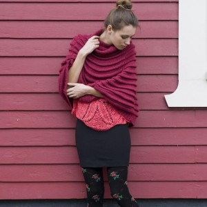 Bonnie Doon Damen Cotton/Lycra-Rock schwarz