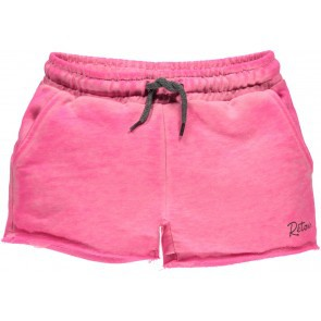 RETOUR DENIM Sweat-Shorts IRMA neon pink
