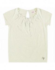 CKS T-Shirt FAME crispy white