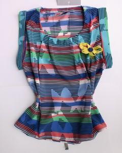 CKS Shirt/Bluse Idiva Butterfly/Streifen