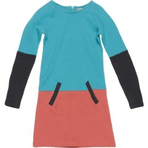 CKS Kleid MILA blue bird