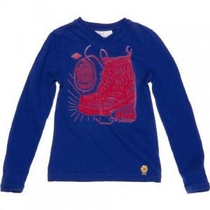 CKS Langarm-Shirt/Longsleeve TORRIN navy wire