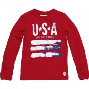 CKS Langarm-Shirt/Longsleeve BLASTER jack red