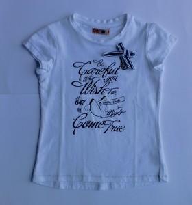 CKS T-Shirt weiss Gosha
