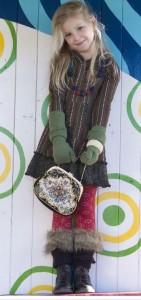 Bonnie Doon Stulpen / Beinwärmer Cuff boot braun