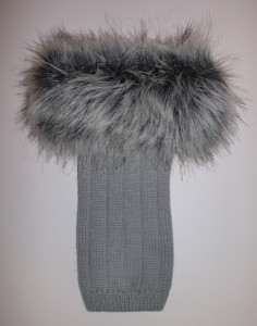 Bonnie Doon Stulpen Cuff boot hellgrau