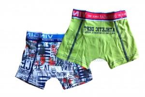 Vingino Boxer/Short 2er-Pack VINCE bunt/grün