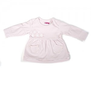 Ducky Beau Shirt / Longsleeve rosa