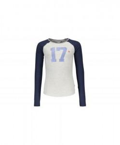 LIKE FLO Langarm-Shirt/Longsleeve 17 grey mele