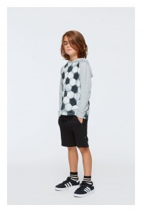Molo Jungen Sweat Short ALIAS black
