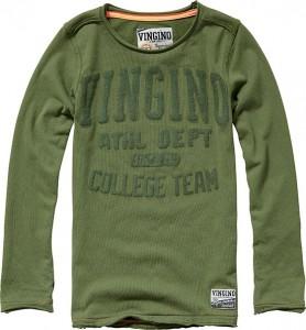 Vingino Langarm-Shirt/Longsleeve HIDO dark army