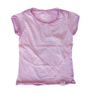 Vingino Basic T-Shirt HONEY violet pink