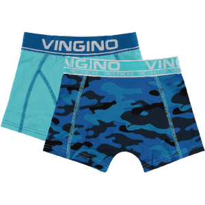 Vingino Boxer/Short 2er-Pack SKAI ibiza blue
