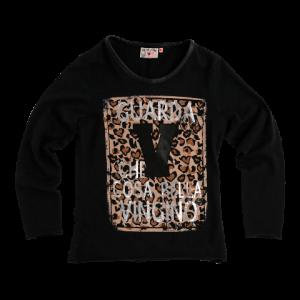 Vingino Langarm-Shirt/Longsleeve JADORE schwarz