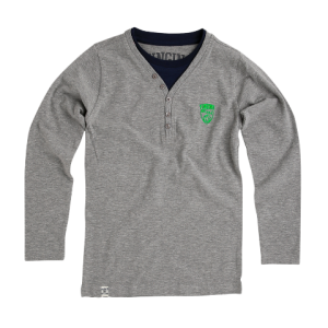 Vingino Langarm-Shirt/Longsleeve JASPER grey mele