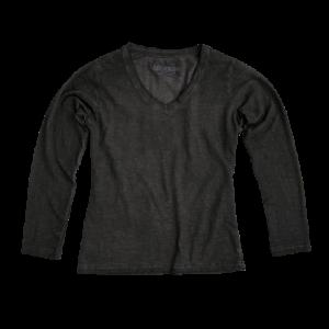 Vingino/LA SELZIONE DI GINO Langarm-Shirt/Longsleeve JENNIFER schwarz