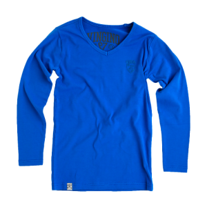 Vingino Basic Langarm-Shirt/Longsleeve JIMMY strong blue