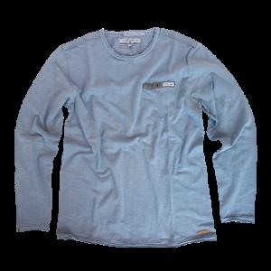 Vingino/LA SELEZIONE DE GINO Langarm-Shirt/Longsleeve JOS indigo blue