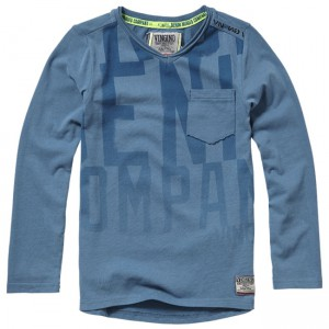 Vingino Langarm-Shirt/Longsleeve JUREN blue ash