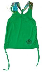Kiezel-tje Top / Shirt grün