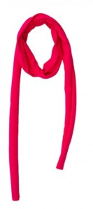 Kiezel-tje Schal pink