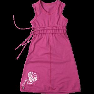 Kiezel-tje Kleid pink