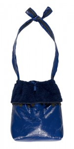 Kiezel-tje Tasche blau