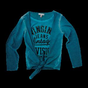 Vingino Langarm-Shirt/Longsleeve KAHLA mid ocean