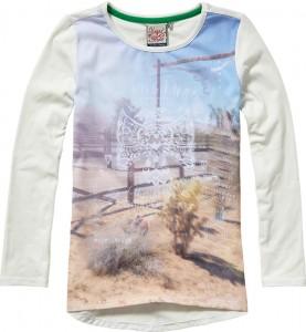 Vingino Langarm-Shirt/Longsleeve KALINDA soft vanilla