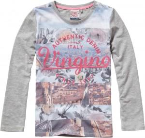 Vingino Langarm-Shirt/Longsleeve KANIKA grey mele