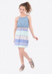 Kaporal Träger-Kleid FIRE blue