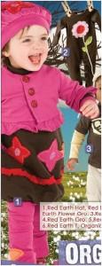 Keedo Cardigan extreme pink