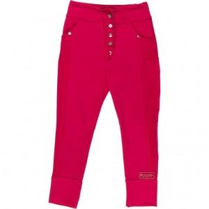 Kiezel-tje Chino-Sweat-Hose pink